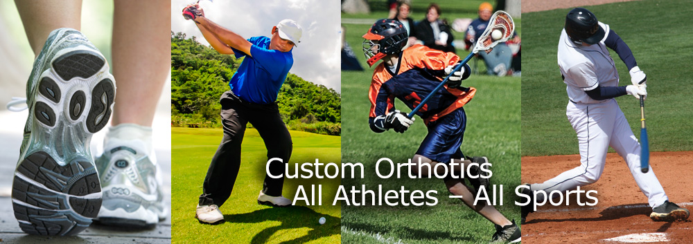 Custom Orthotics For Athletes