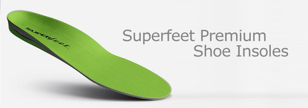 Superfeet Premium Shoe Insoles